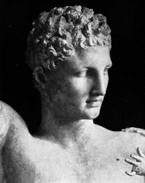 One of many - Hermes by Praxiteles